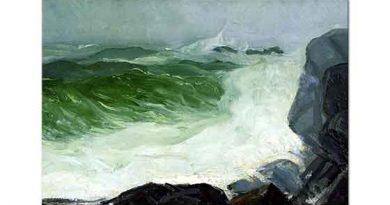 George Wesley Bellows Gri Deniz