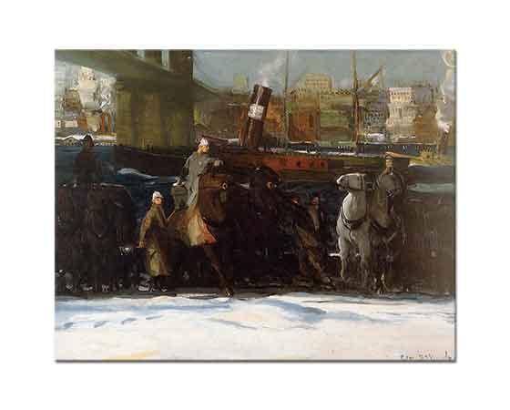 George Wesley Bellows Kar Havası