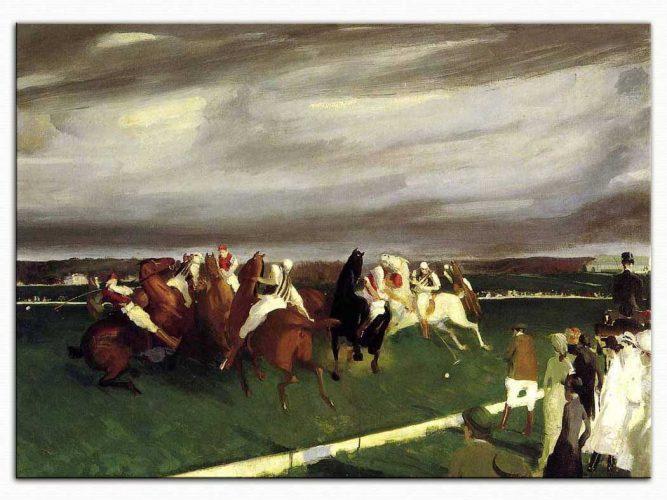 George Wesley Bellows Lakewood'da Polo