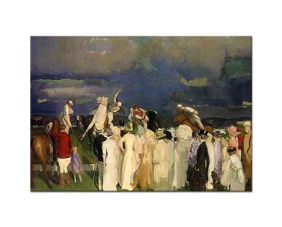George Wesley Bellows Polo Topluluğu