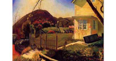 George Wesley Bellows Sınır Çiti