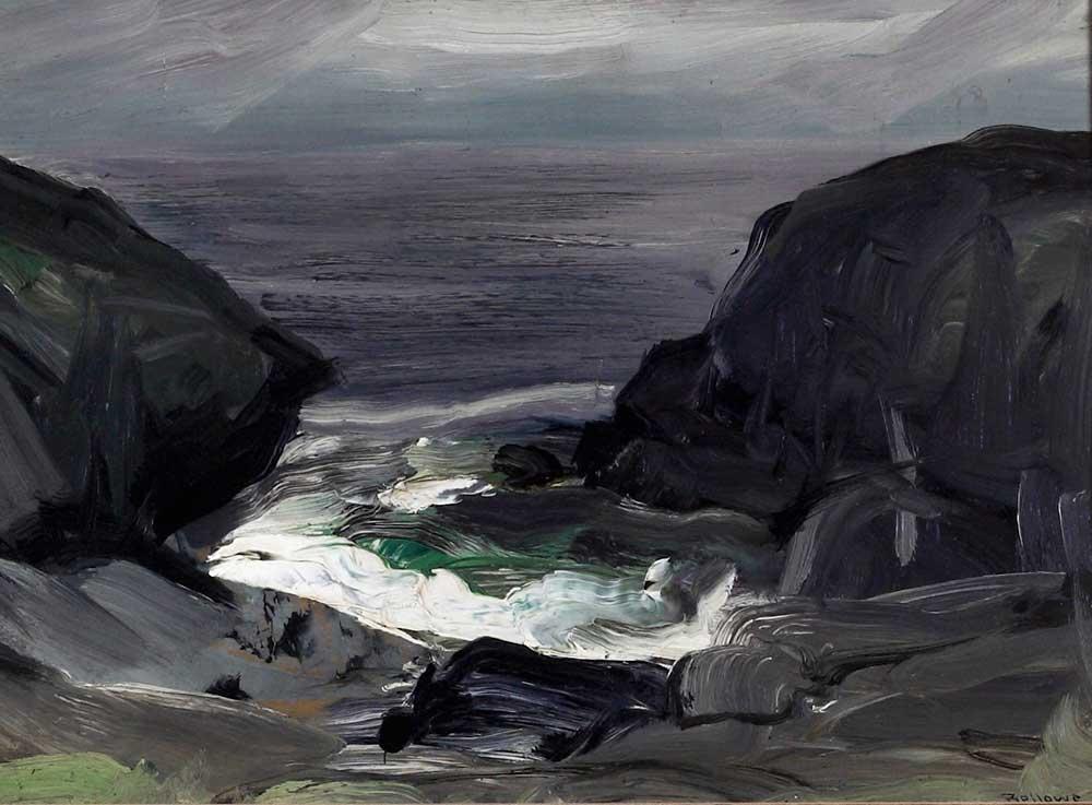 George Wesley Bellows Yaklaşan Fırtına