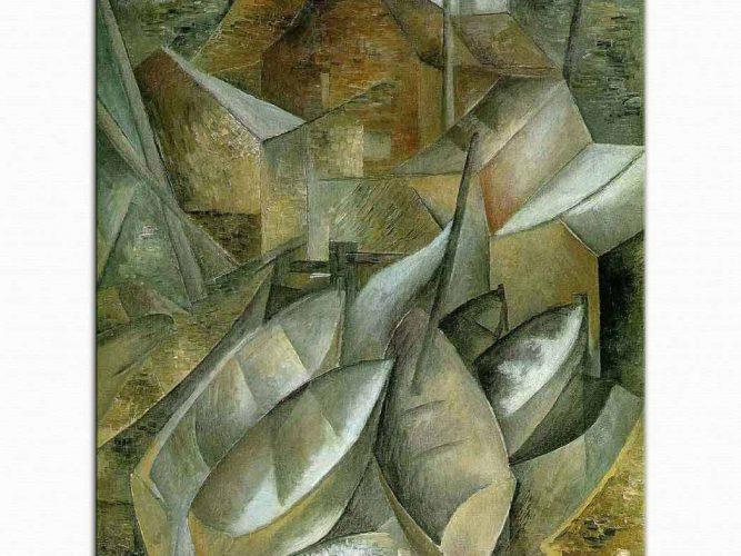 Georges Braque Balıkçı Kayıkları
