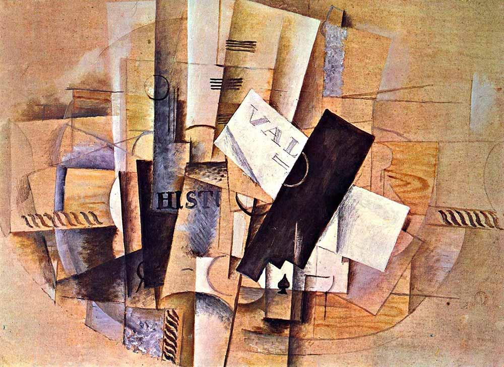 Georges Braque Heykel Kaidesi
