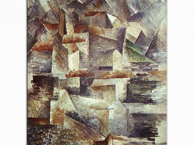 Georges Braque Soyut