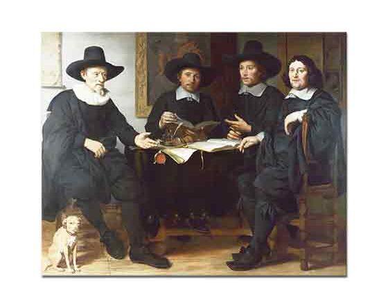 Gerbrand van den Eeckhout Toplantı