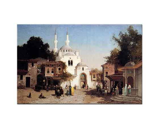 Germain Fabius Brest Cami Dış