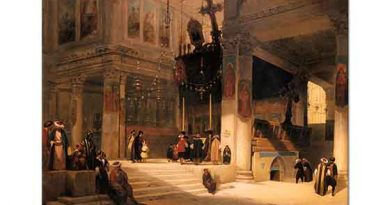Germain Fabius Brest Doğu Kilisesi