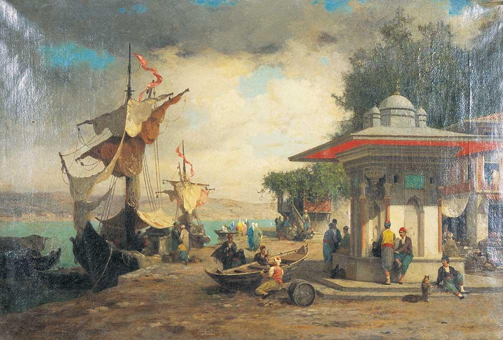 Germain Fabius Brest Üsküdar