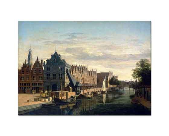 Gerrit Adriaensz Berckheyde Haarlem