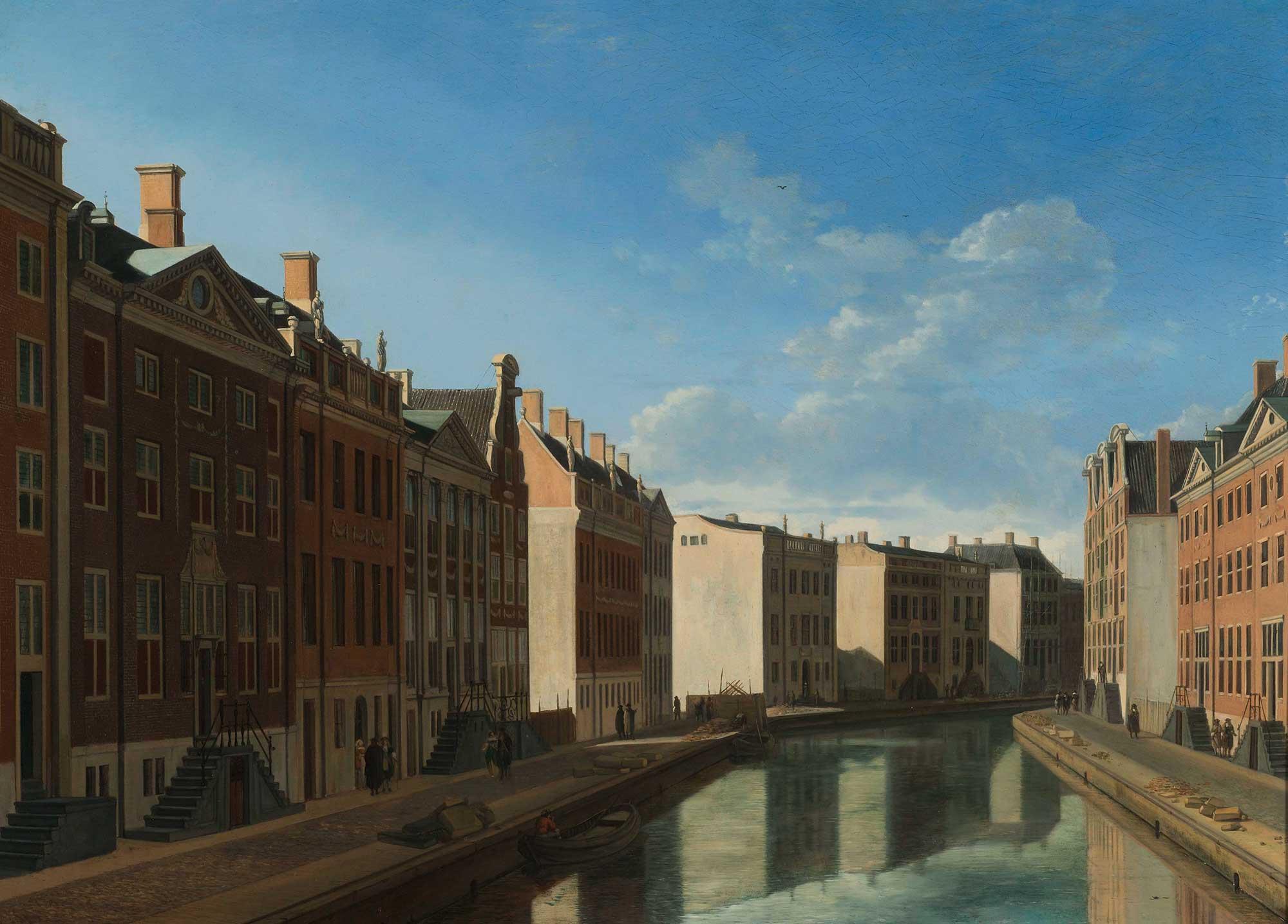 Gerrit Adriaensz Berckheyde Herengracht Amsterdam