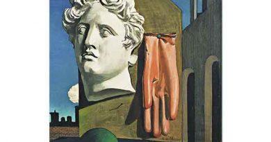 Giorgio de Chirico Aşk Şarkısı