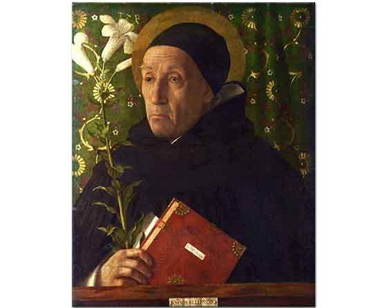 Giovanni Bellini Aziz Dominikus