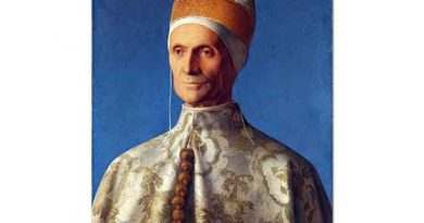 Giovanni Bellini Dogen Leonardo