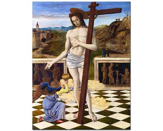Giovanni Bellini Kurtarıcının Kanı
