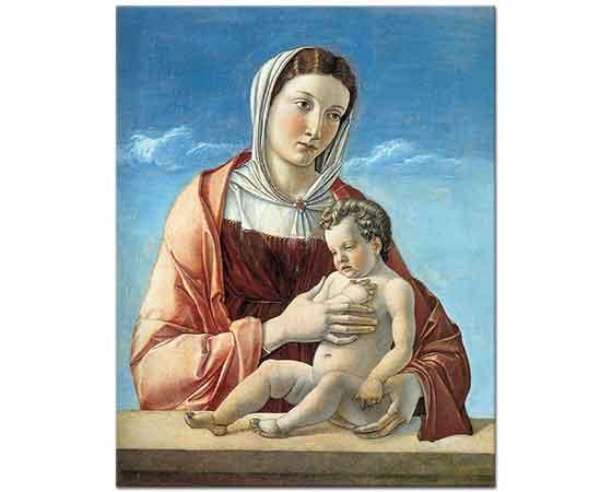 Giovanni Bellini Madonna