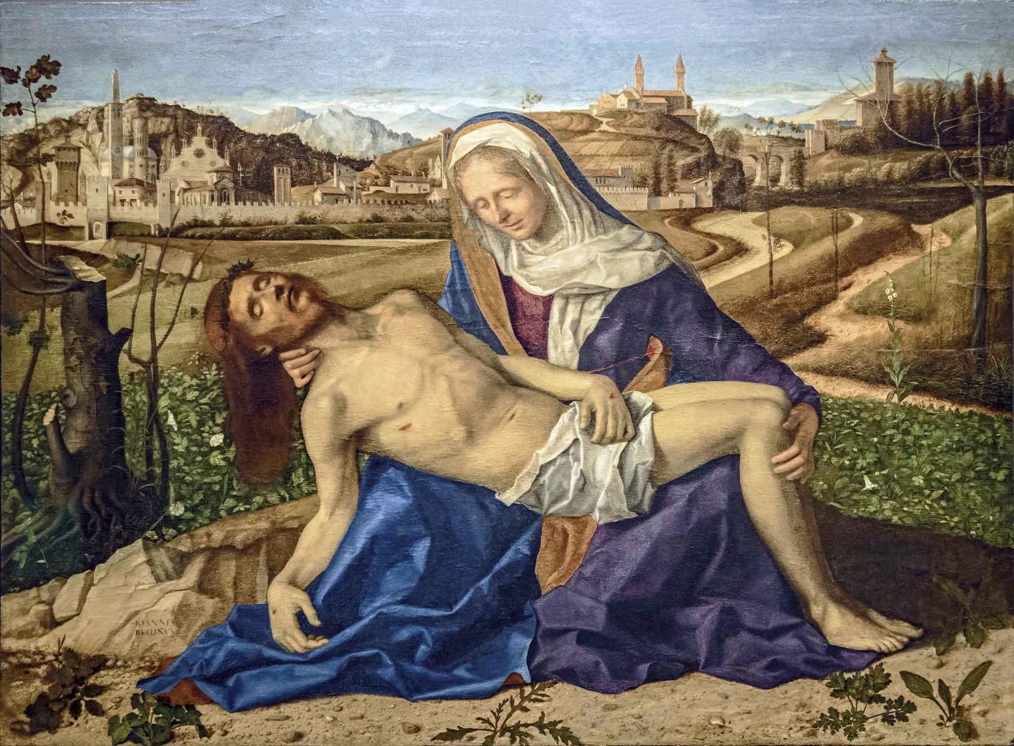 Giovanni Bellini Yas Tutmak
