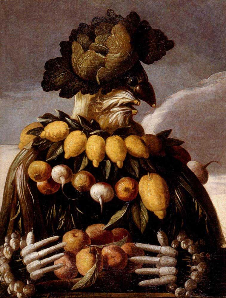Giuseppe Arcimboldo Mevsimler