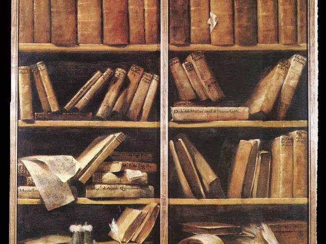 Giuseppe Maria Crespi Kitaplık