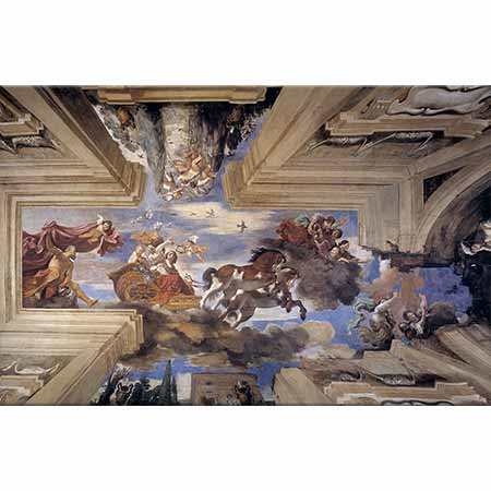Guercino Aydınlanış