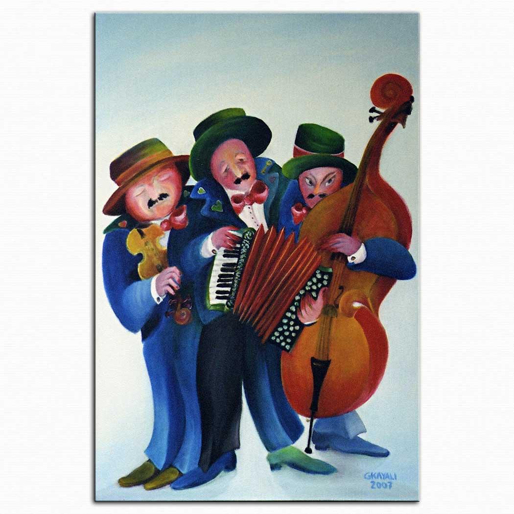 Gülseren Kayalı Müzisyenler
