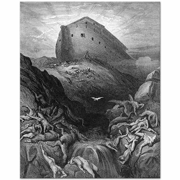 Gustave Dore Nuh'un Gemisi