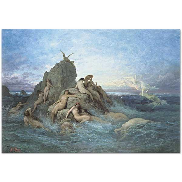 Gustave Dore Su Perileri