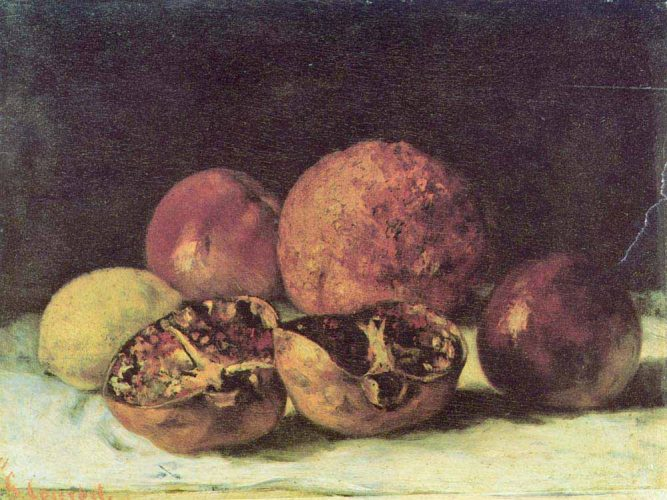 Gustave Courbet Nar