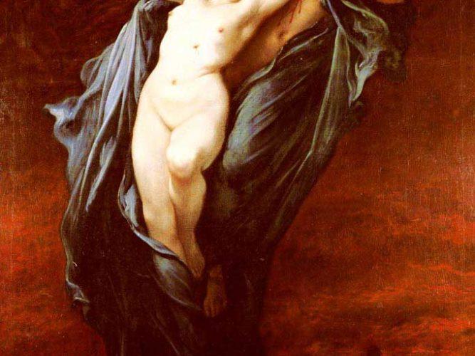 Gustave Dore Paolo ve Riminili Francesca