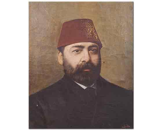 Halil Paşa Portre