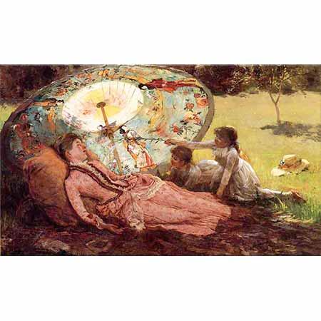 Hamilton Hamilton Şemsiyeli Kadın
