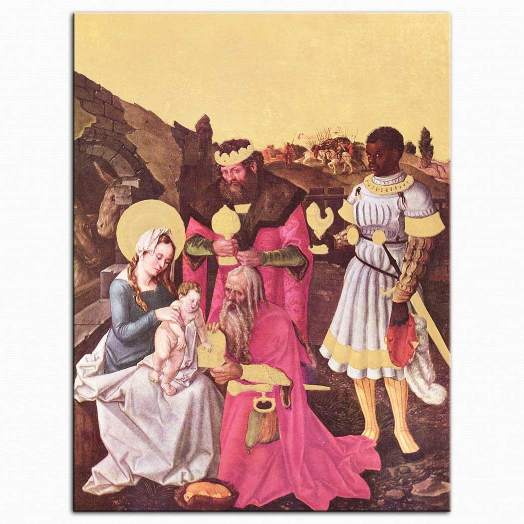 Hans Baldung Grien Kralın Duası