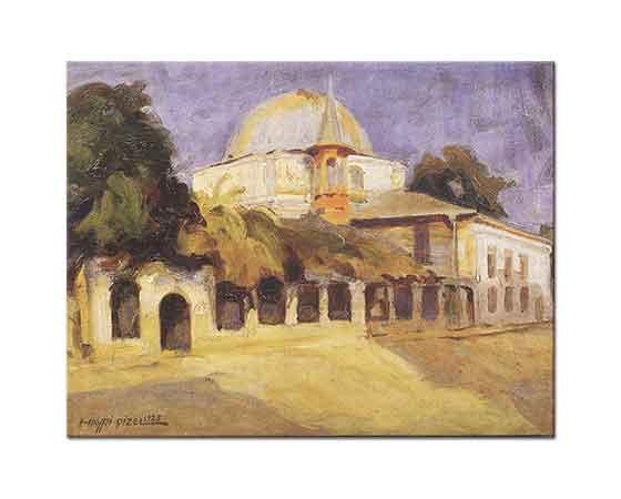 Hayri Çizel Istanbul Defterdarlık Camii