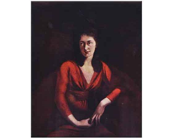 Heinrich Füssli Magdalena Hess