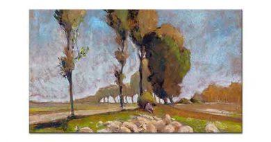 Henri Edmond Cross Çoban ve Koyunları