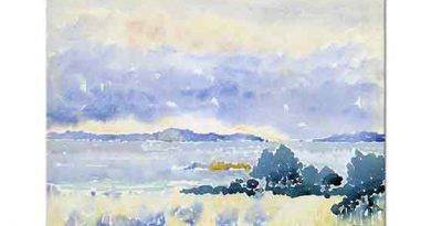 Henri Edmond Cross Deniz Manzarası