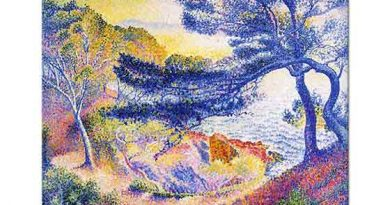 Henri Edmond Cross Layet Koyu