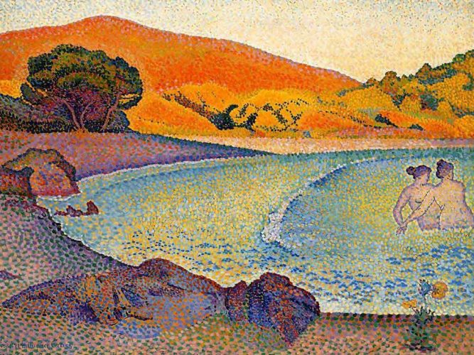 Henri Edmond Cross Denizde
