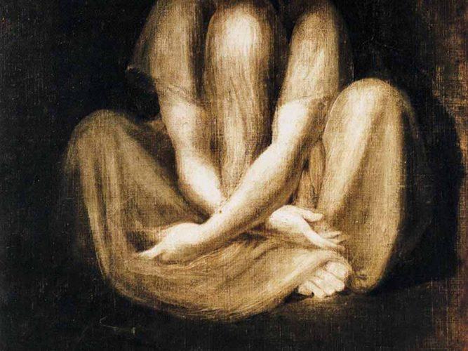 Heinrich Füssli Sukunet tablosu