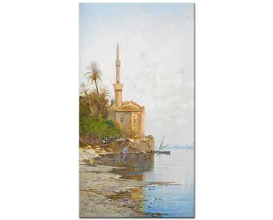Hermann David Salomon Corrodi Nil Kıyısından