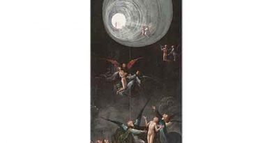 Hieronymus Bosch Ahiret Vizyonları Cennet 02