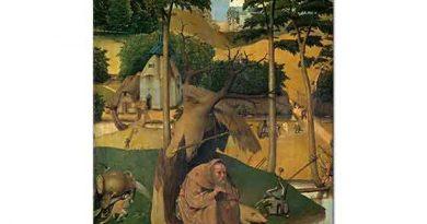 Hieronymus Bosch Aziz Anthony'nin Ayartılışı