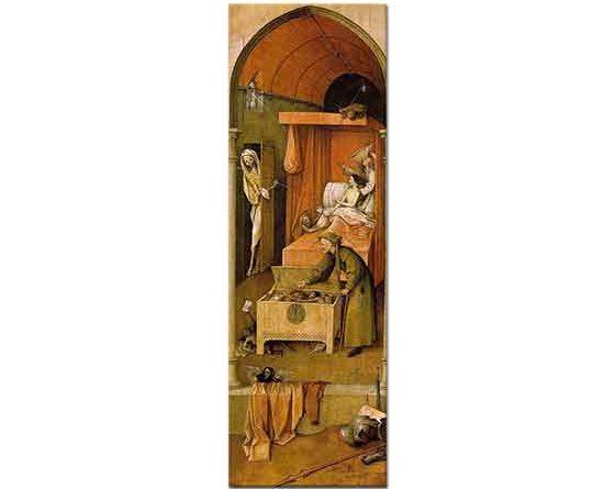 Hieronymus Bosch Cimrinin Ölümü