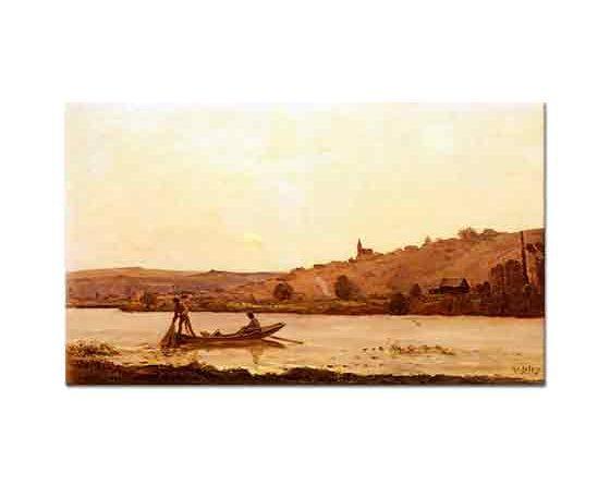 Hippolyte Camille Delpy Oise Kıyıları