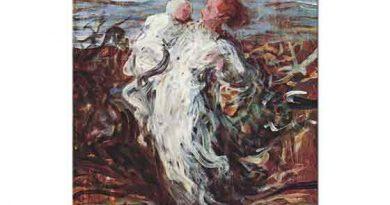 Honore Daumier Anne ile Çocuğu