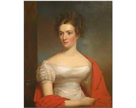Jacob Eichholtz Mrs Pierre Louis Laguerenne