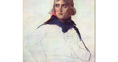 Jacque Louis David General Bonaparte'nin Portresi