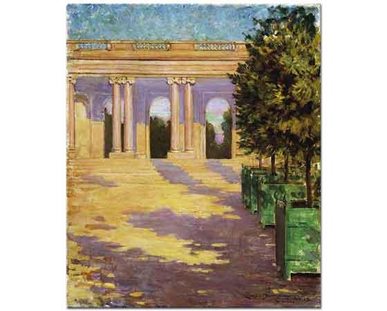James Carroll Beckwith Ana Kapı Versay