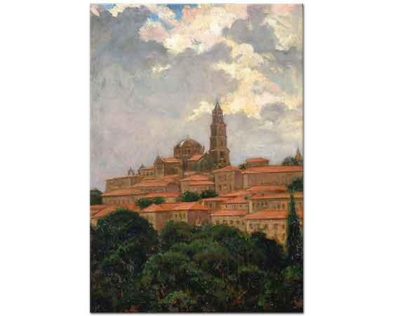 James Carroll Beckwith Puy Katedrali