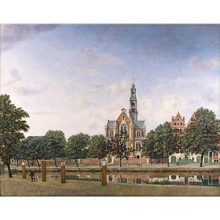 Jan van der Heyden Westerkerk Amsterdam